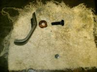 Splitcse transmission beetle oil slinger and plug for bus case