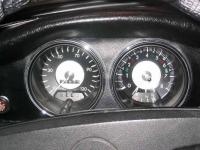 Late Karmann Ghia tachometer conversion