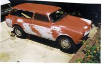1967 Squareback - chop-top