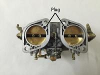 Weber-Plug