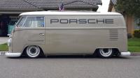 Porsche Bus - Vintage Warehouse work