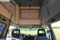Syncro with extended aluminium pop top