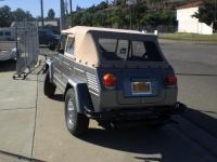 VW Thing San Diego