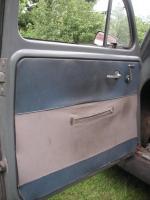 factory door panel cover w/ zipper in 55 std