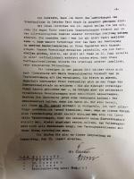 August 1949 HEB vw correspondence