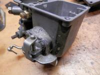 Leaking accelerator pump