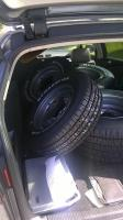 Tires Mounted