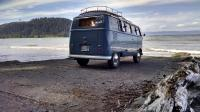 Cross Country Bus Delivery '56 Springframe Westy