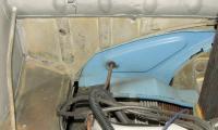 40hp Fresh Air Engine in Lowlight