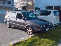 1991 Volkswagen Golf 1.6 Turbo Diesel in Japan
