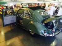 The Accessorized 53 Ragtop Deluxe Oval in the tent!!