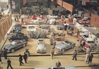 Paris 1958 auto show