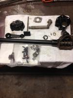 Barndoor RHD steering box