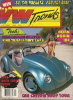 feb 1993 VW Trends cover