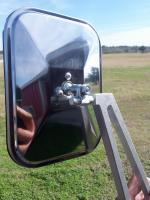 mirror arm clamp