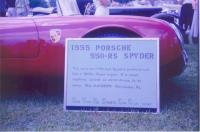 New Hope, PA auto show 1962