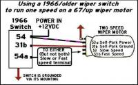 wiper switch wiring