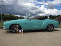 Best of show, 62 Ghia Convertible