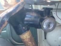 Neiman steering lock
