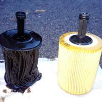 2001 Eurovan GLS Oil Filter