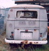 1956 Wolfsburg ambulance