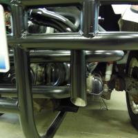 New Baja exhaust