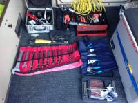 Tools carried in my Syncro westy
