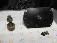 Flywheel removal and install custom tool