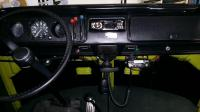 CB Radio Placement