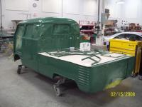 Hitest's 1965 velvet green double cab