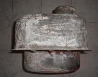 1953 tank original paint
