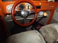Speedhut Speedometer and Dehne gas Gauge