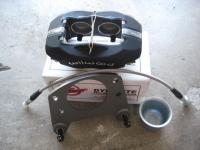 Old Speed's Front Disc Brake kit