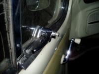 Anti theft vent locks