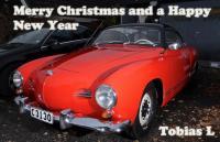 Merry Christmas Ghia 2015