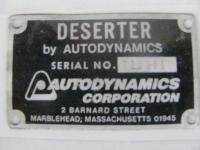 Deserter GT