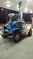 Christmas Baja bug