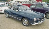 Ghia coupe with Golde sunroof