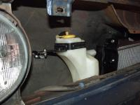 EJ22 into Aircooled Vanagon Coolant Line Routing