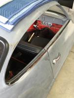 Lowlight Ghia Quarter Window & Door Chrome Trim