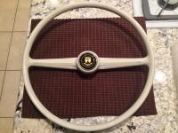 Steering Wheel Before & After