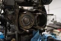 Vanagon pistons reinstalled
