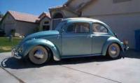 1964 Ragtop Beetle