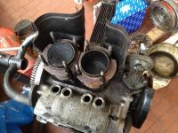 original engine opened