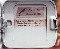 1969 Type 3 BA4 Heater