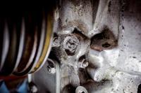Vanagon rebuilding engine