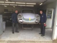 Lifelong dream - 1st 356 Porsche