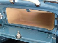 1963 volkswagen convertible Lizzie before during and after