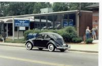 1958 beetle sedan