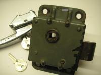 July 1953 BD sc treasure chest door and lock